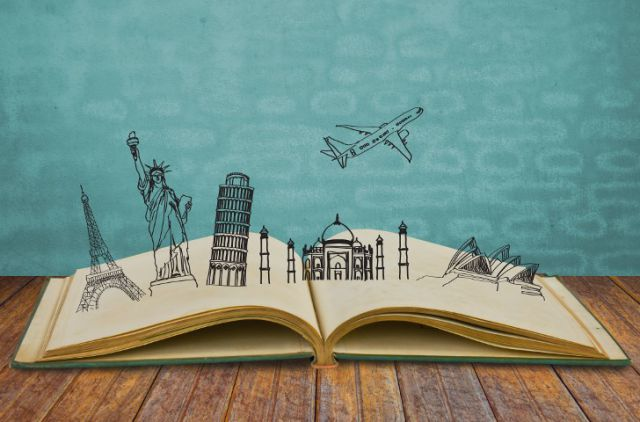 Books on travel and culture can enlighten us a lot before we plan our travels.
