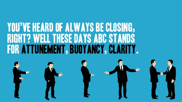 ABC's of Selling
